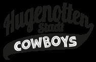 Hugenotten Stadt Cowboys